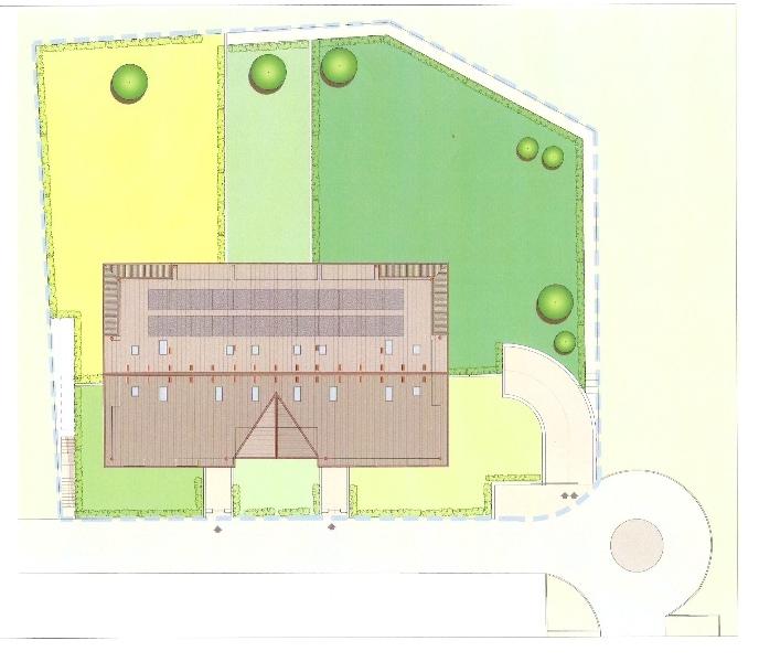 Vendita appartamento oggiono trilocale con giardino di - Altezza alberi giardino privato condominio ...