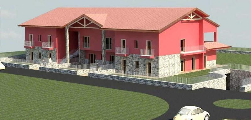 Appartamento vendita OGGIONO (LC) - 3 LOCALI - 70 MQ