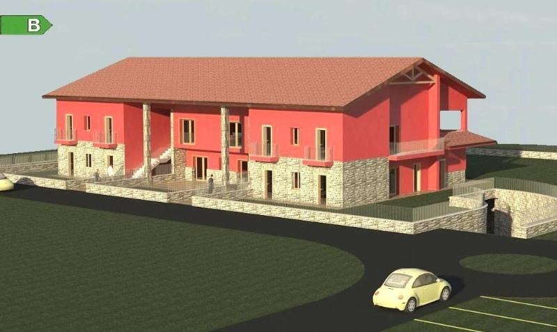 Appartamento vendita OGGIONO (LC) - 3 LOCALI - 126 MQ